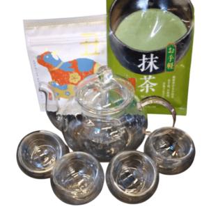 日式茶包及茶壺套裝