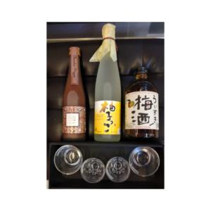 日本🇯🇵果酒➕巧克力酒套裝
