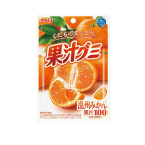 明治 果汁軟糖(香橙味) 51G