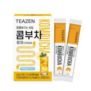 瘦身乳酸菌康普茶 -- 柚子味 5G x 10PCS