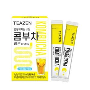 瘦身乳酸菌康普茶 -- 檸檬味 5G x 10PCS