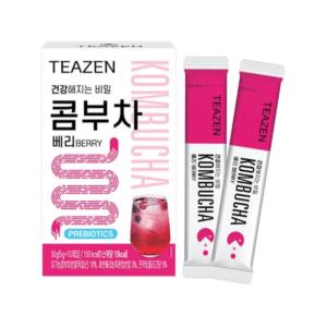 瘦身乳酸菌康普茶 -- 雜莓味 5G x 10PCS