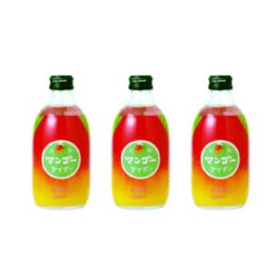 碳酸果汁(玻璃樽)300ML 芒果味