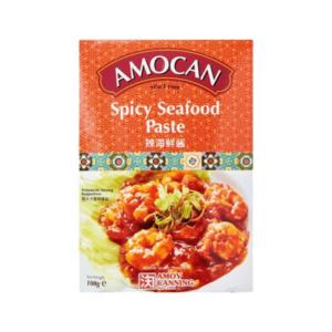 Amocan辣海鮮醬100G (1)