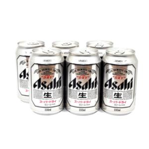Asahi朝日啤酒330ML