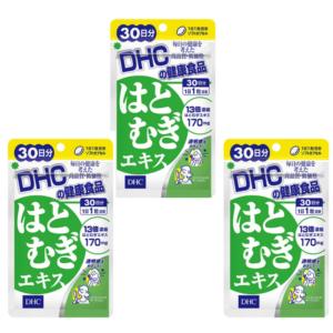 DHC 薏仁精華美白丸 (20日份)20粒