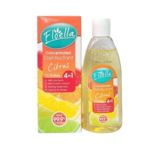 FLOELLA柑橘濃縮消毒水150ML (2)