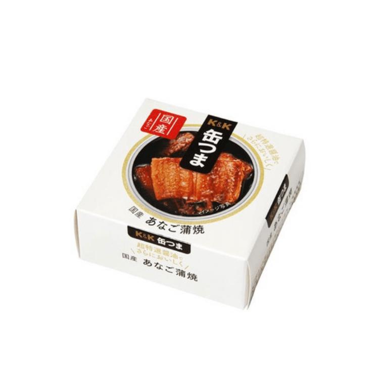 K&K罐頭烤海鰻